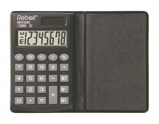 Kalkulačka REBELL SHC 200 N černá