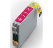 Epson T0713 červená 100% NEW kompatibilní inkoustová kazeta KAPRINT NEW CHIP 14ml, T 0713, T-0713