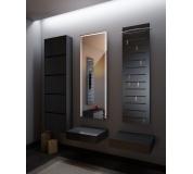Koupelnové zrcadlo s LED podsvětlením 40x70cm SYDNEY