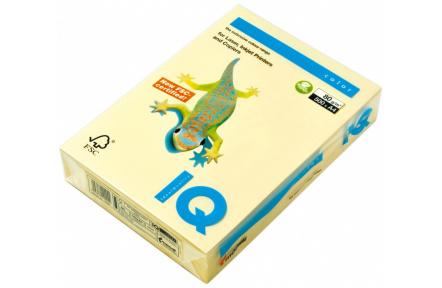 Barevný  papír IQ COLOR CR20 A4 80g krémová  500listů