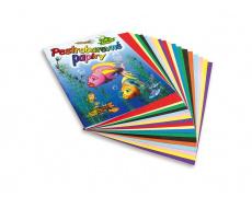 Barevné papíry A4 mix barev-pestrobarevné EKO-HIT