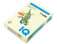 Barevný papírIQ COLORS BE66 A4 160g vanilková 250listů