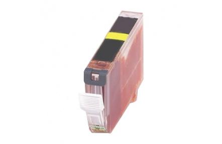 Canon CLI8 Y žlutá s CHIPEM ,kompatibilní inkoustová kazeta,16ml, KAPRINT, CLI 8 , CLI-8