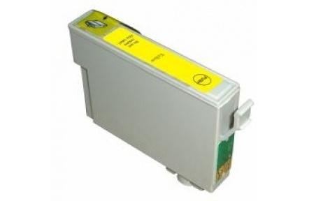 Epson T1294 Yellow kompatibilní inkoustová náplň pro Stylus SX420W SX425W SX525WD BX305F BX320FW žlutá 12ml,T 1294, T-1294 , C13T129440,EPSON T1294