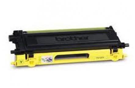 Toner Brother TN-135Y Yellow kompatibilní, pro HL-4040CN 4050CDN DCP-9040CN 9045CDN MFC-9440C, TN135Y 4000s žlutý