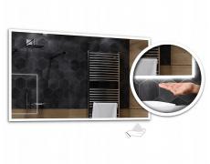 Bezdotykový spínač na hranu zrcadla  LED