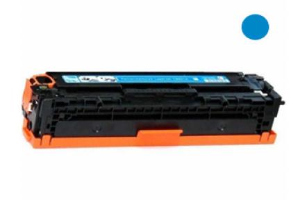 Kompatibilní toner HP CE321A modrá 100% NEW 128A , 1300stran , CE321 A , CE 321 A , HP128A , HP 128A