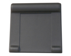 Podložka pod notebook, černý, Logo