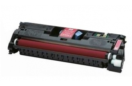 Kompatibilní toner HP C9703A červená  4000stran X-YKS