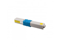 Toner OKI C301 YELLOW (44973533) kompatibilní kazeta OKI C301/321/MC342 (44973533), 1500 str.