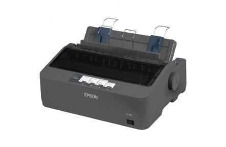 Tiskárna EPSON LX-350, A4, 9 jehel, 347 zn/s, 1+4 kopií