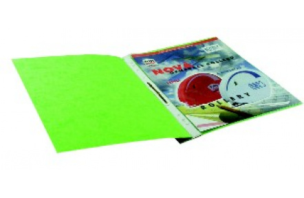 Rychlovazač závěsný prešpanový zelený 1ks