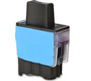 Brother LC900 modrá 17ml 100%NEW kompatibilní inkoustová kazeta LC 900,LC-900 , PRINT IT Brother LC-900 Cyan