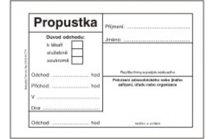 Propuistka A7 ET077