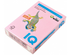 Barevný  papír IQ COLORS PI25 A4 80g růžová 500listů