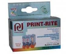 Canon BCI24  2ksčerná 1ks barevná  kompatibil. KAPRINT 2x11ml+1x15ml
