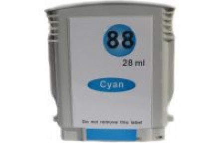 HP C 9391 č. 88XL modrá 28ml, 100% NEW kompatibilní kazeta C9391 , HP88XL