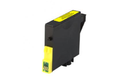 Epson T044440 žlutá 16ml kompatibilní kazeta s chipem