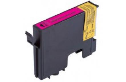 Epson T054340 červená kompatibilní kazeta 17ml s chipem