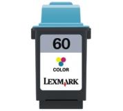 Ink.kazeta Lexmark 17G0060 barevná, kompatibil,  NEW COMPATIBLE
