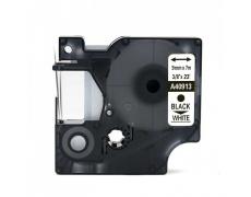 DYMO páska D1 40913 9mm x 7m černo/bílá kompatibilní páska