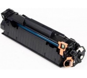 HP CF283X, černý (83X) , kompatibilní toner CF-283X, CF283